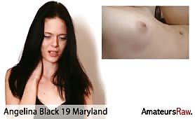 Angelina Black, une démonstration s'il te plaît